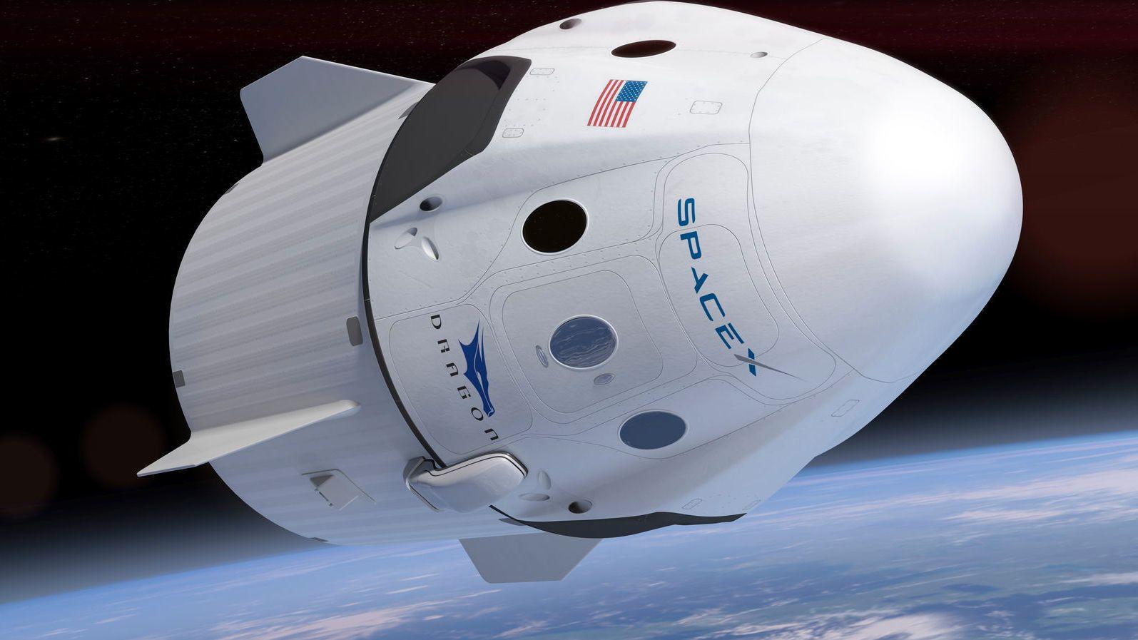 SpaceX vil sende flere romturister i bane