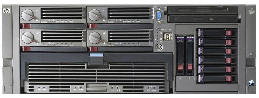 ProLiant DL580 generasjon 4