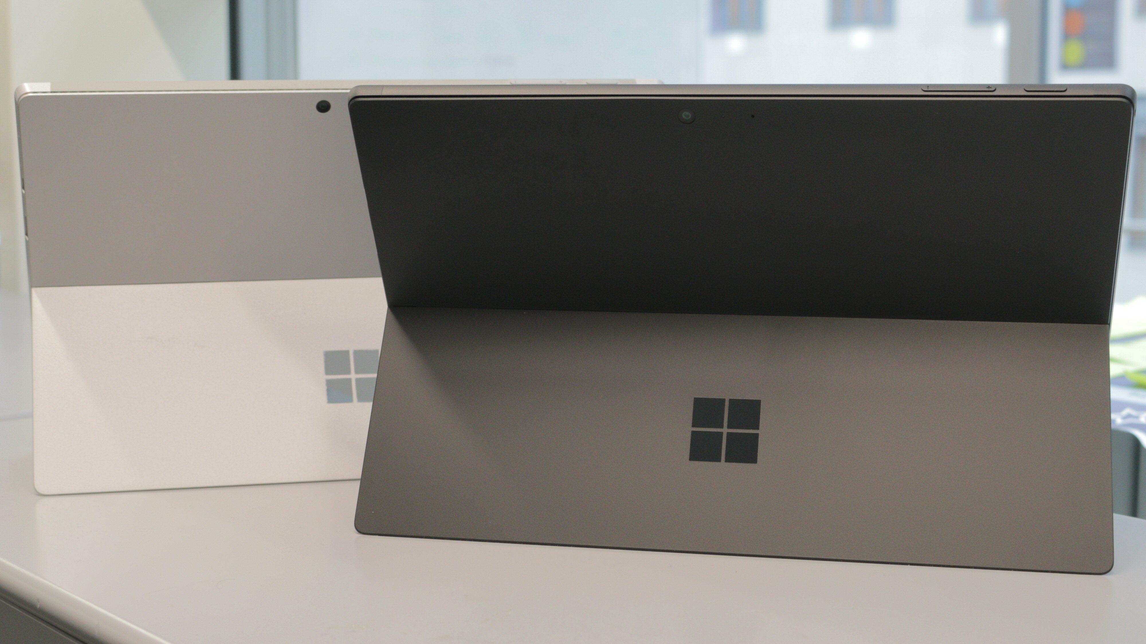 Mørk Surface Pro? Da kan du ikke gå for grunnmodellen.