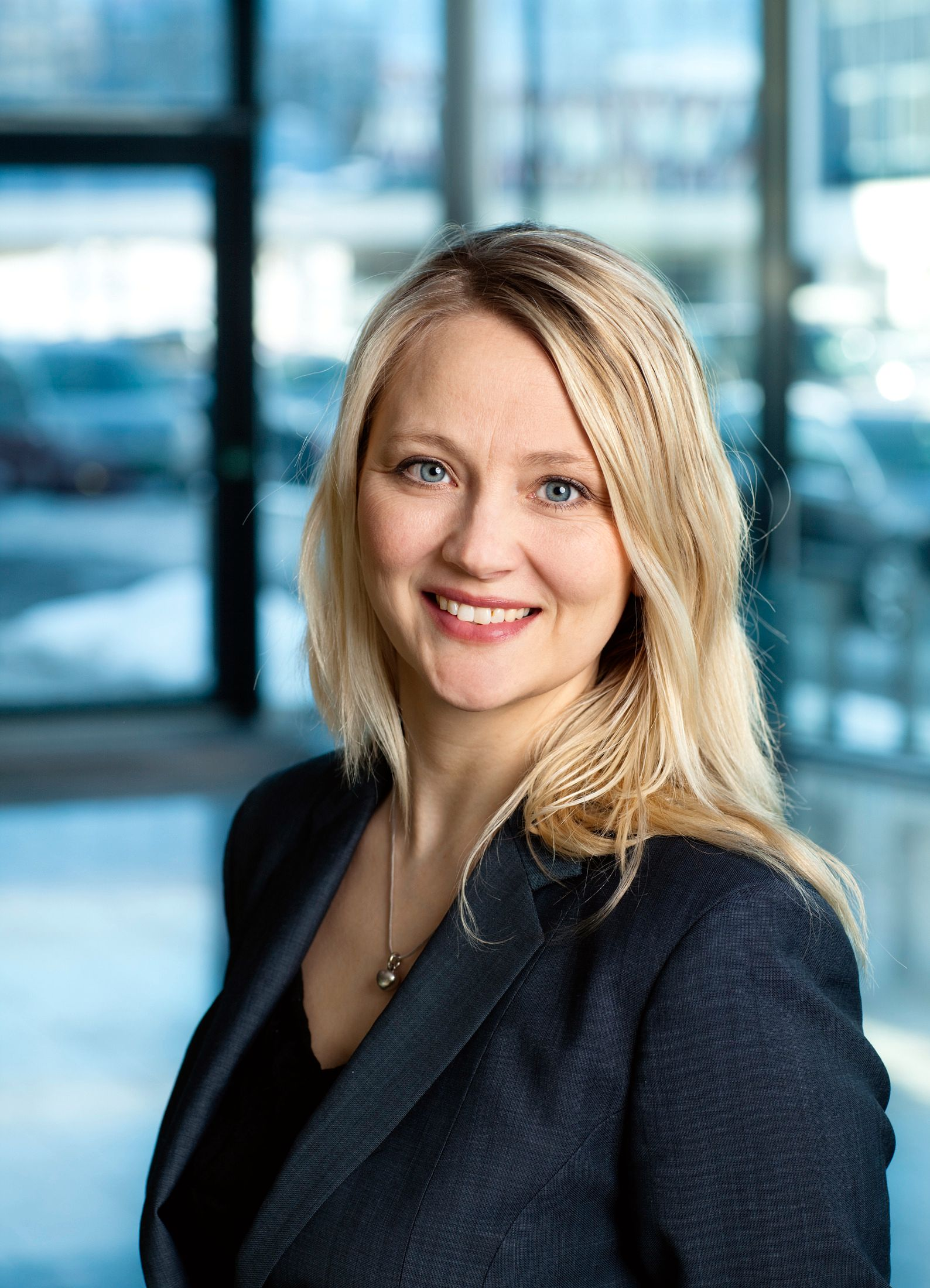 Anita Svanes, informasjonssjef i Volkswagen Norge. Foto: MøllerGruppen