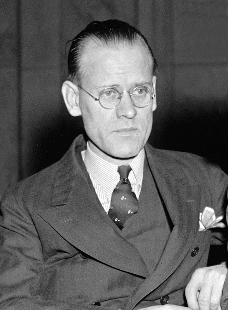 Philo Farnsworth. Foto: Wikipedia