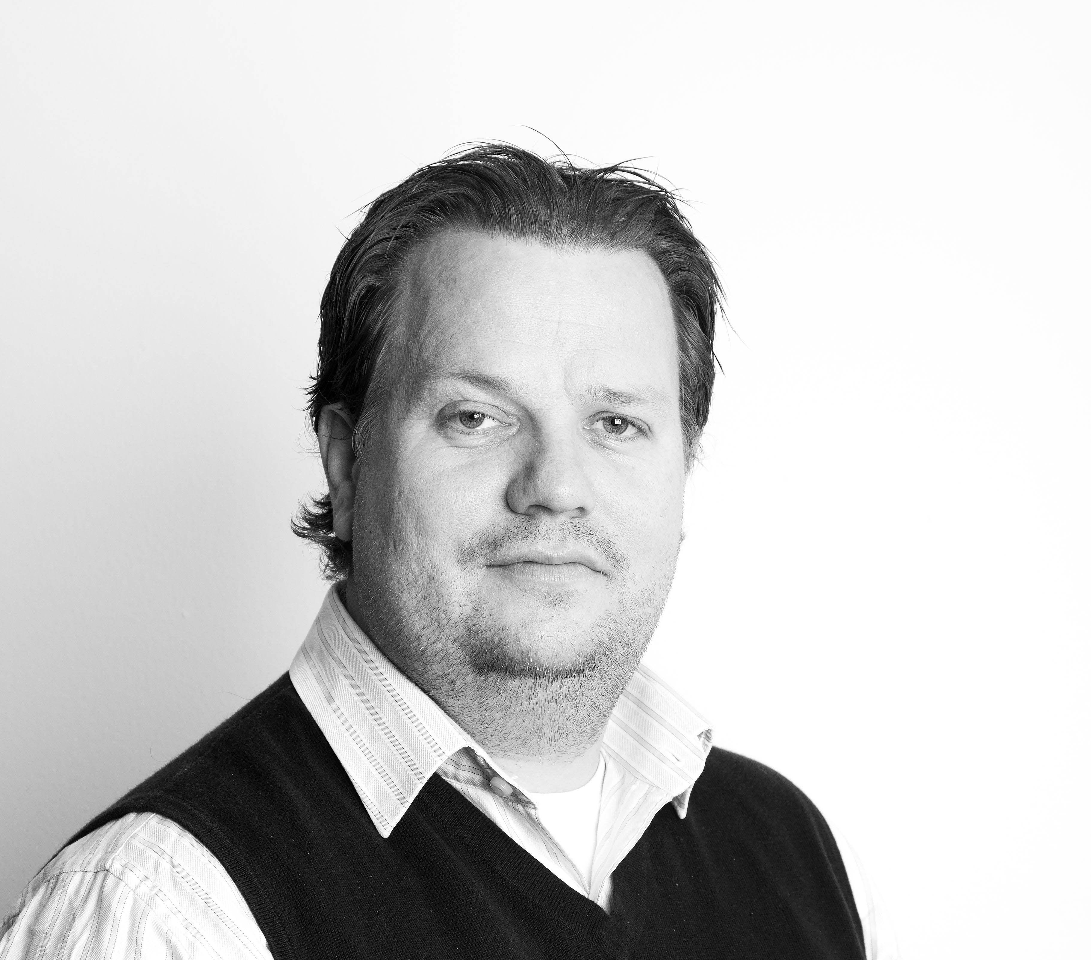Ole Henrik Johansen, journalist i Tek.no.Foto: Tek.no