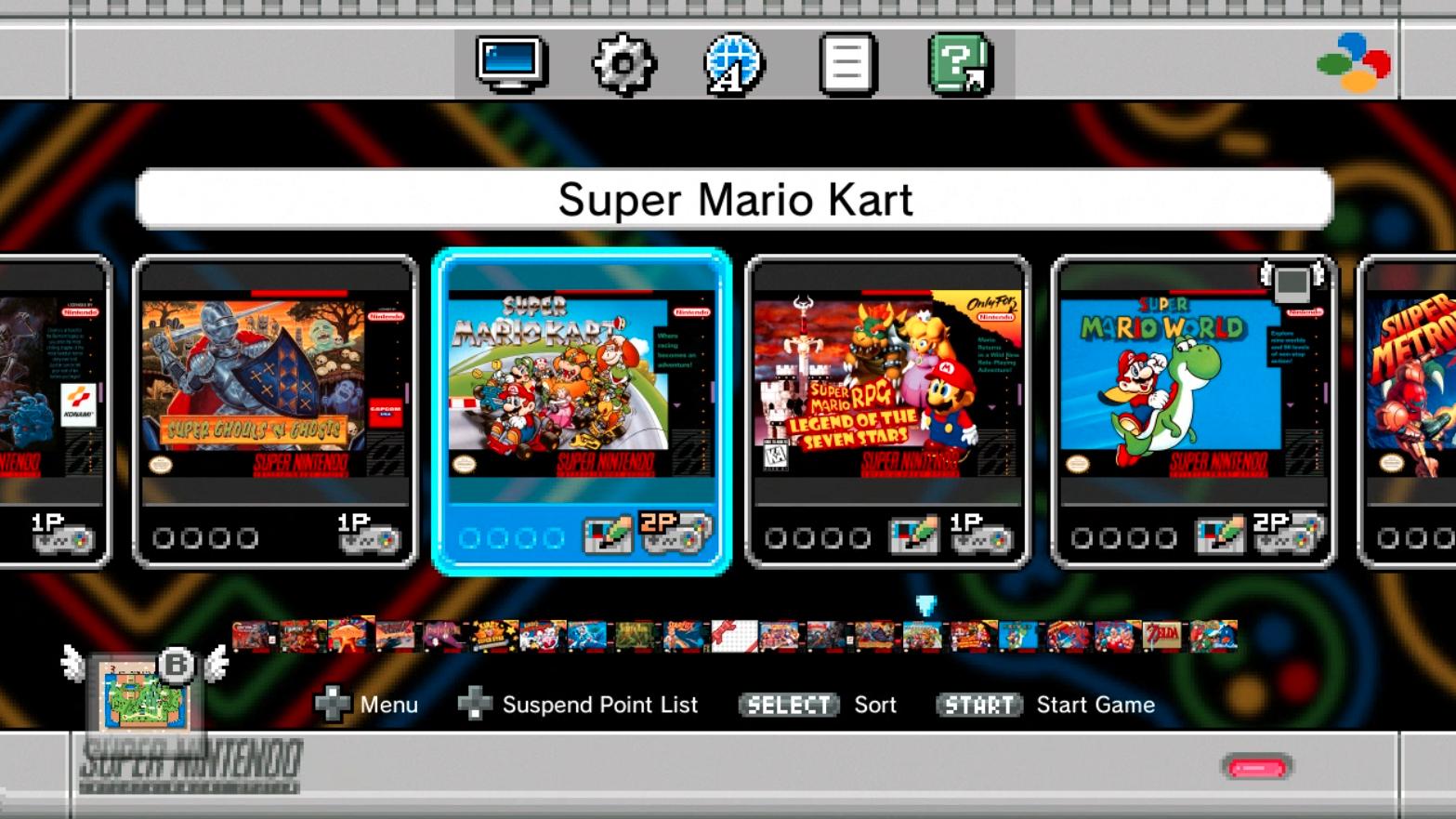 Nintendo støvsuger nettet for spillklassikere