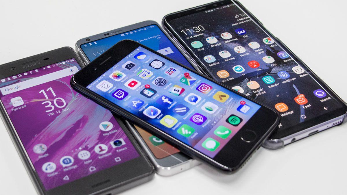 Slik bytter du fra Android til iPhone