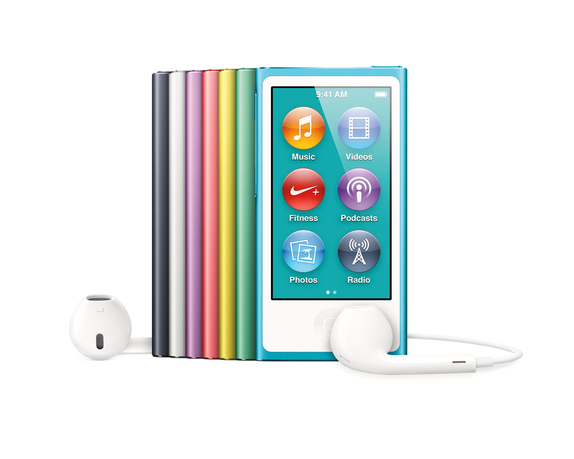 iPod Nano.Foto: Apple