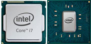 Intel Core i7-6700K. Foto: Intel