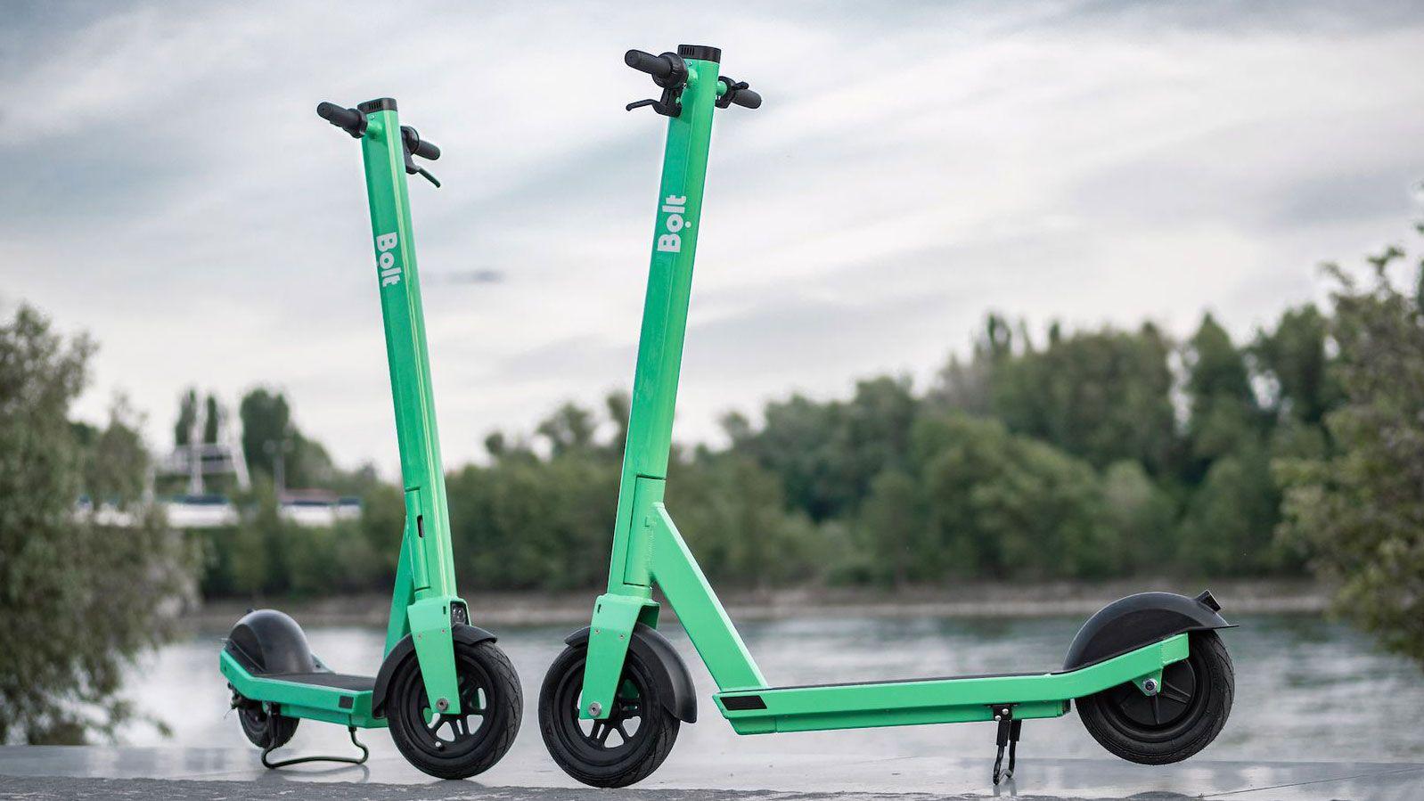 Slike sykler vil det koste 1 krone i minuttet å bruke.