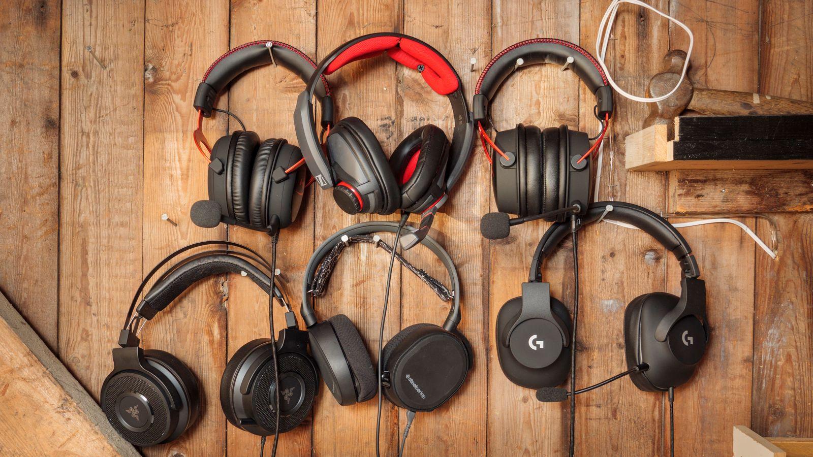 Hodetelefoner for gaming til under 1000 kroner Samletest
