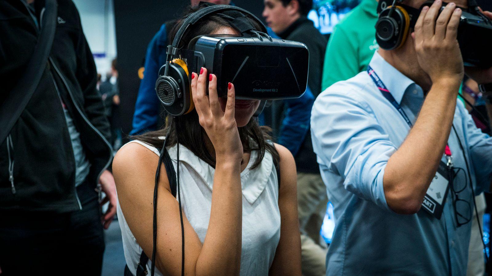 Virtual Reality vil snart bli like vanlig som video