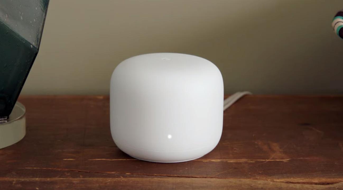 Nest Wifi erstatter dagens Google Wifi. Nå inkluderer mesh-ruteren også en smarthøyttaler.