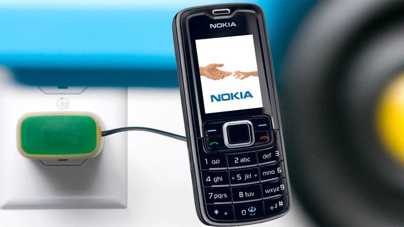"""Nokia skal lansere 40 """"miljøtelefoner"""""""