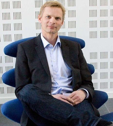 Øyvind Husby, direktør for samfunnskontakt i Get.