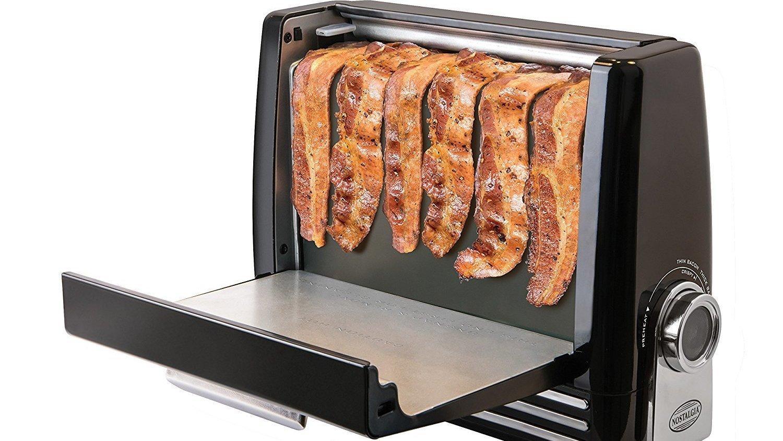 Hils på kongen av spesialisert kjøkkenutstyr: baconristeren