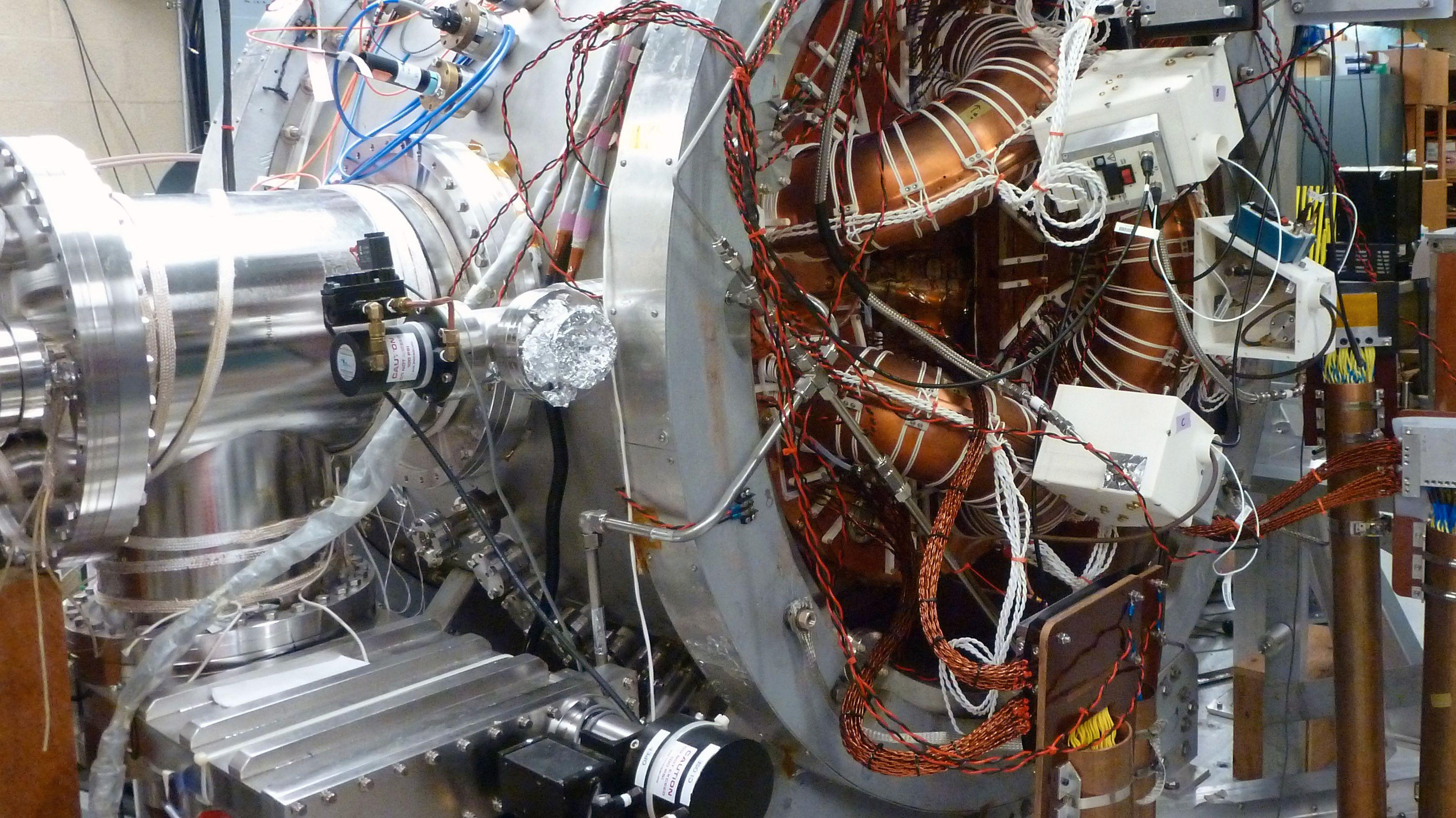Denne fusjonsreaktoren skal være billigere enn kullkraft