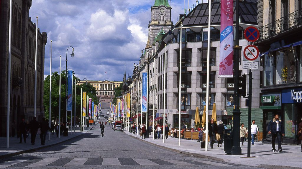 - Oslo først i verden med 4G