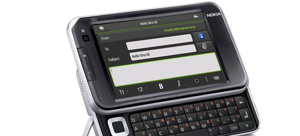 Sjekk ut Nokias nye Linux
