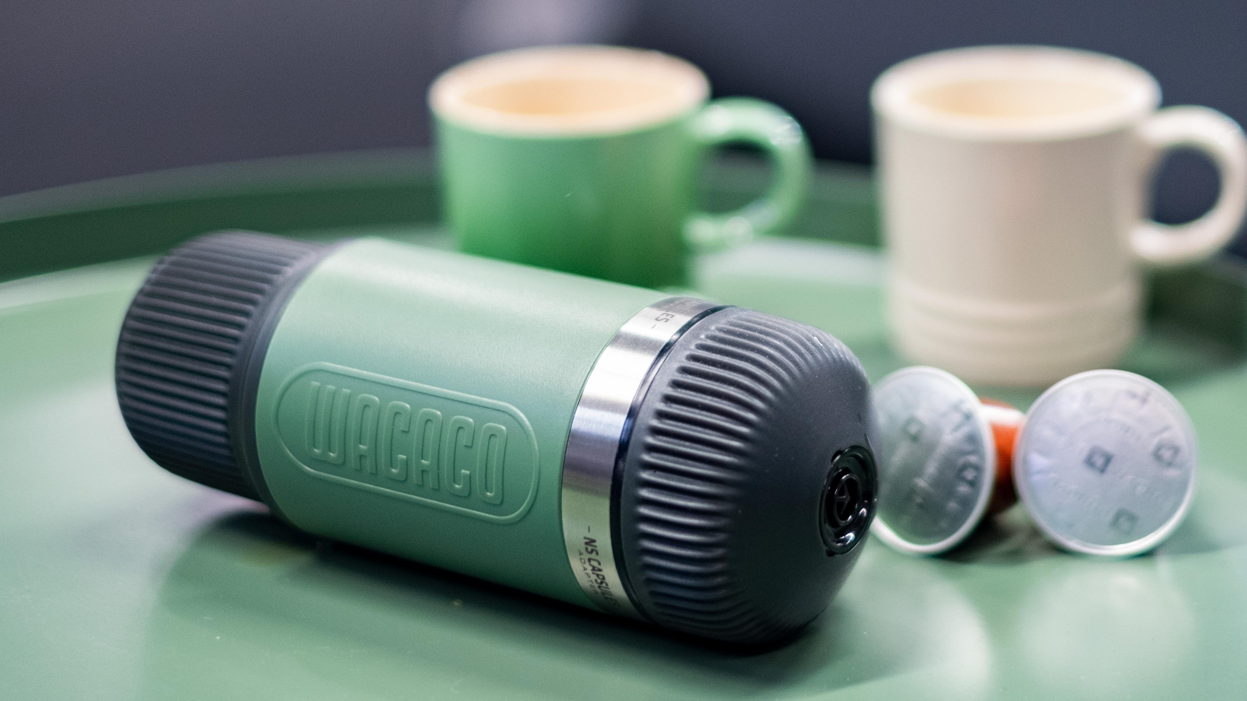 Lille «Nanopresso» gir deg espresso uten strøm