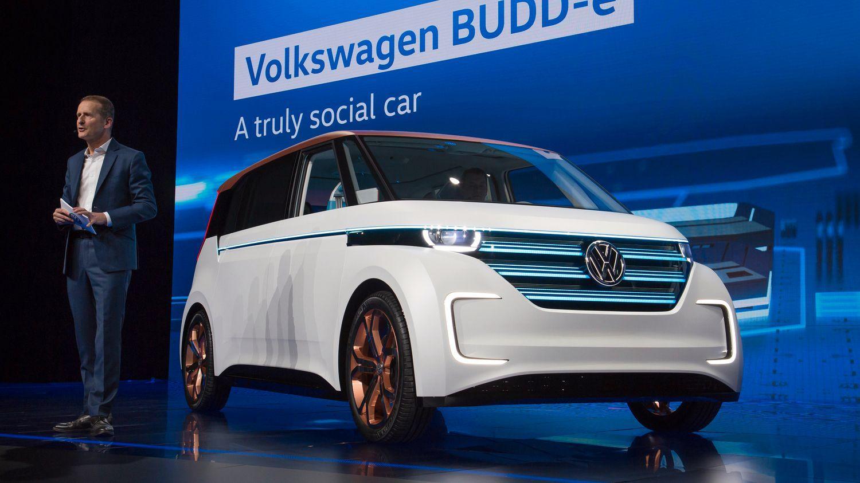 VW-sjef sier han ikke er redd for en Apple-bil