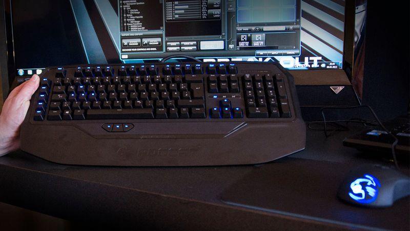 ROCCAT Ryos MK Glow, MX Black Komplett.no