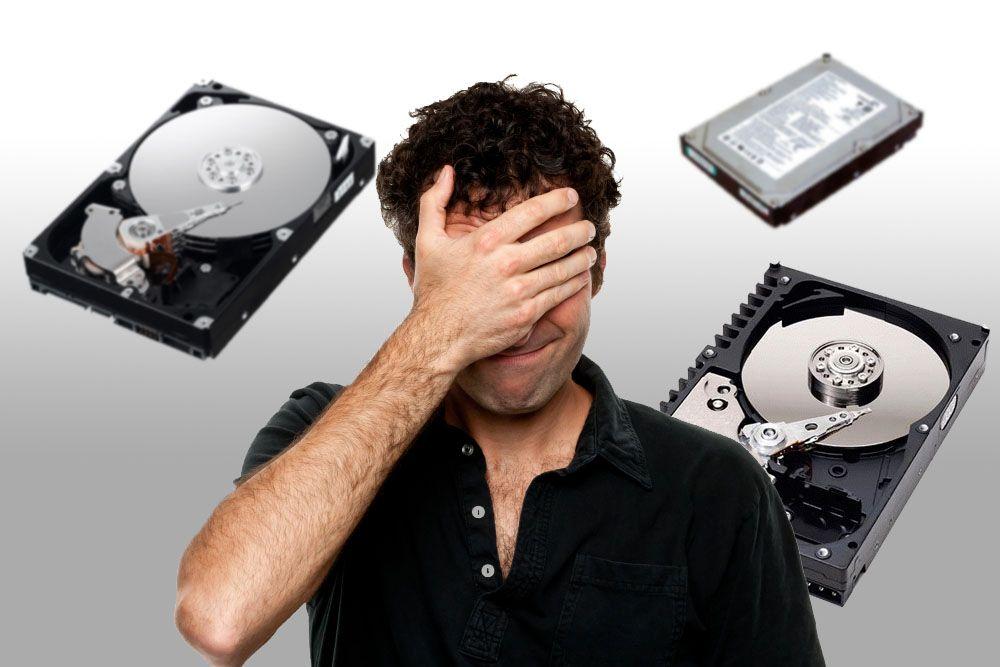 Det kan være greit å slippe forholde seg til enkelte harddisker.Foto: Niklas Plikk, Hardware.no