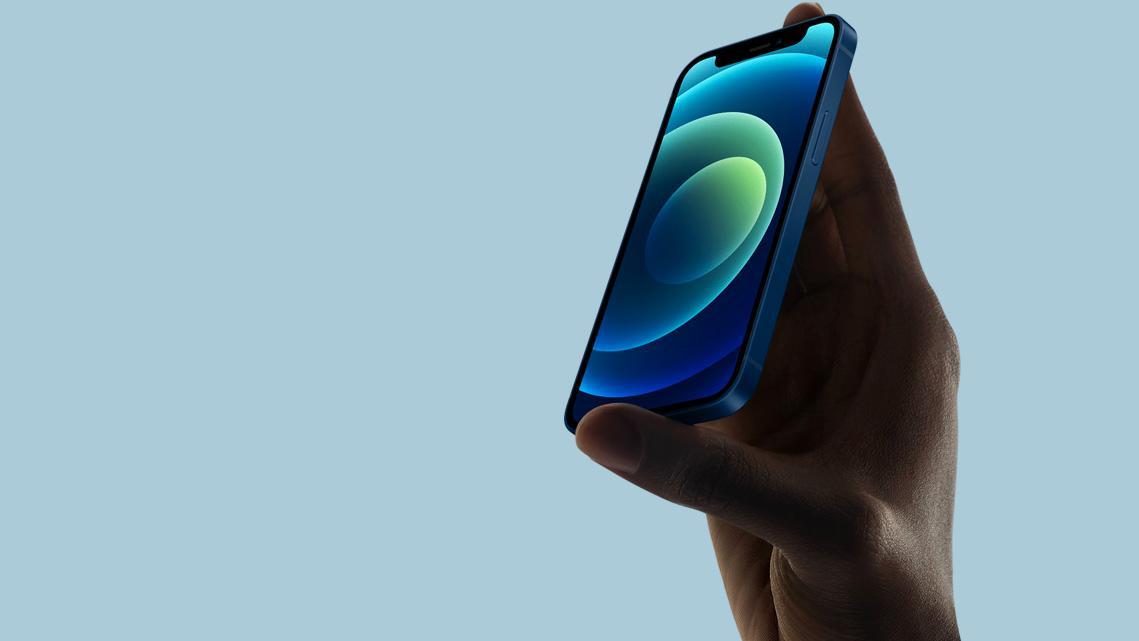 Kveldens største bragd var Apples minste mobil