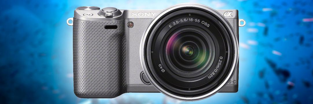 Her er Sony NEX-5R