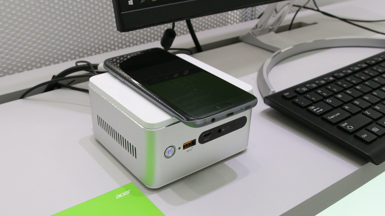 Dette var faktisk en utrolig god idé av Acer