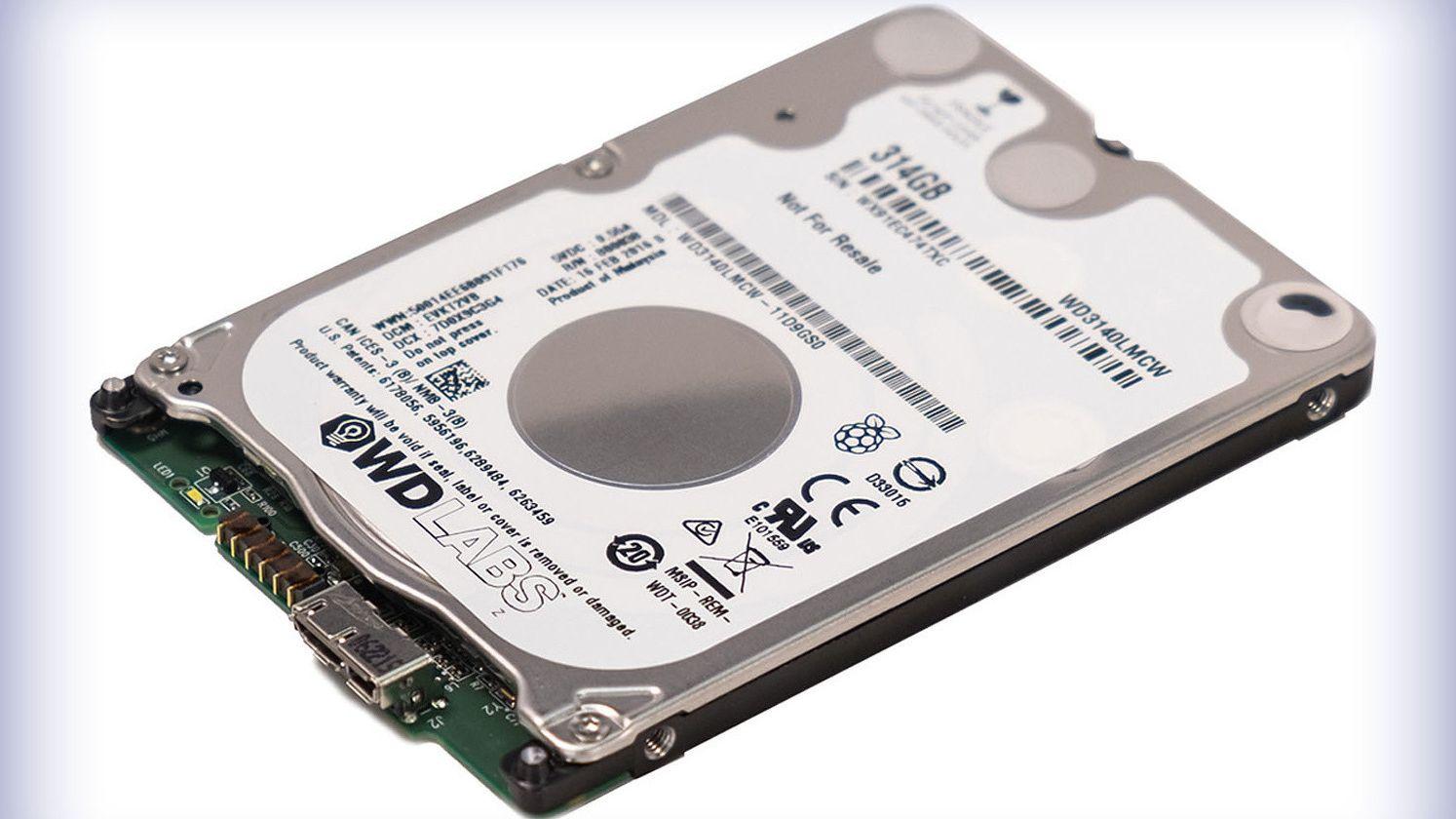 Denne gir Raspberry Pi massevis av lagringsplass til en rimelig penge