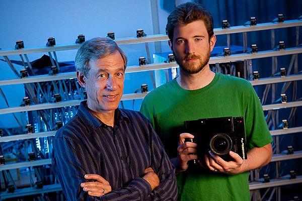 To av forskerne med et Frankencamera