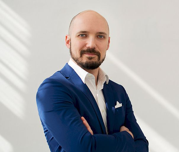 Krystian Kolondra, direktør for Engineering i Opera Software.