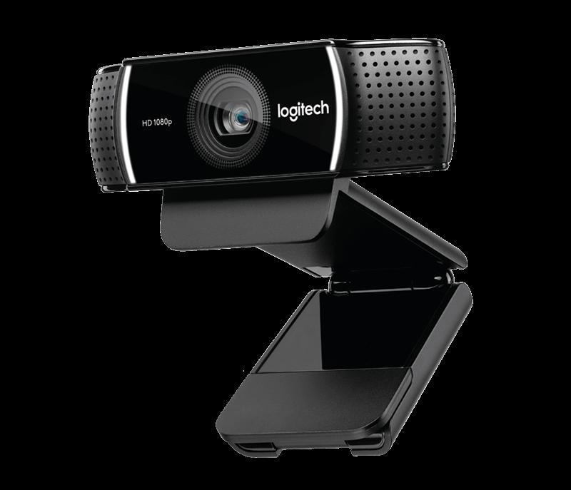 C922 Pro Stream Webcam.