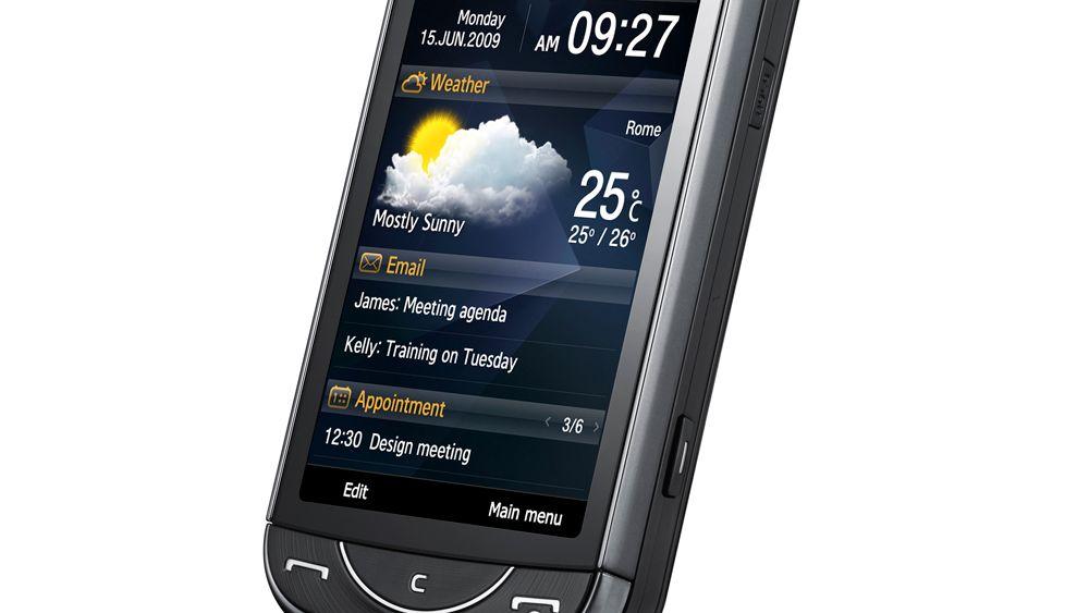 Se Samsung Omnia Pro