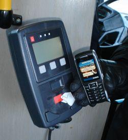 Fra Troms-busselskapet Cominors NFC-prosjekt for tre år siden. (Foto: Cominor)
