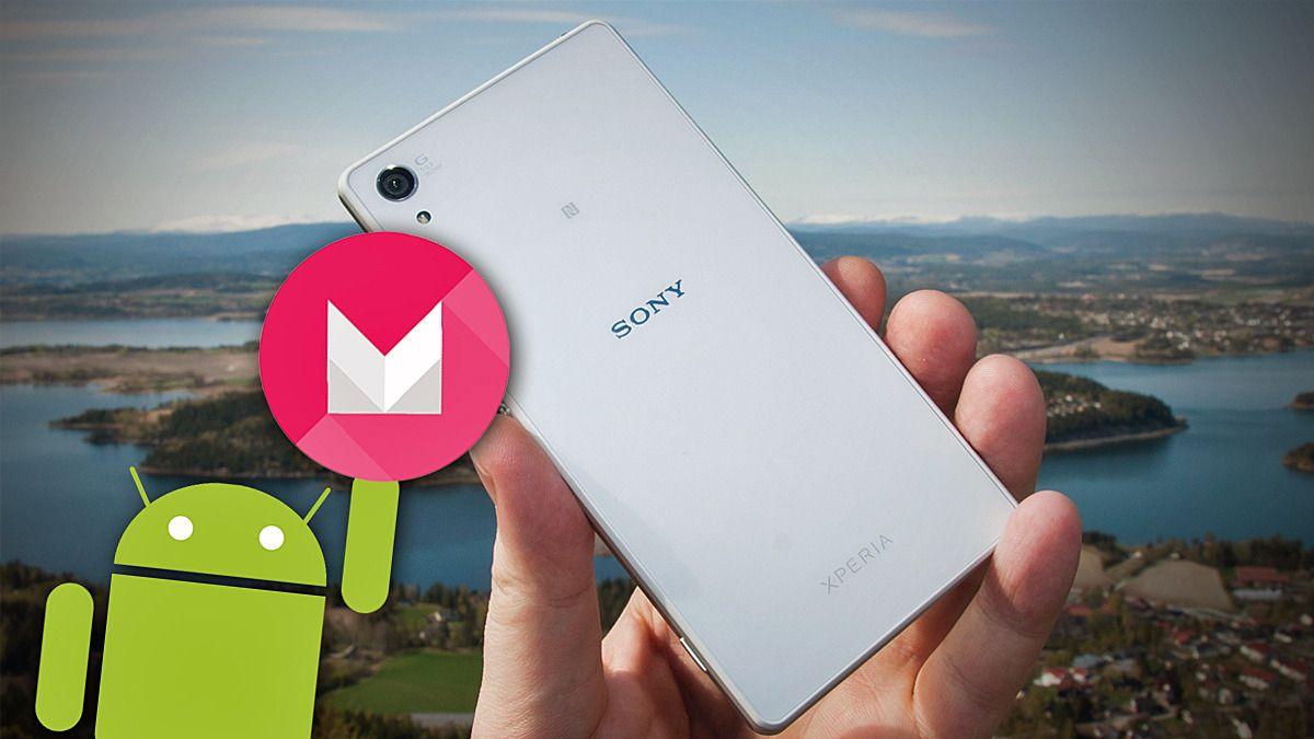 Nå får Xperia Z3, Z3 Compact og Z2 helt ny Android