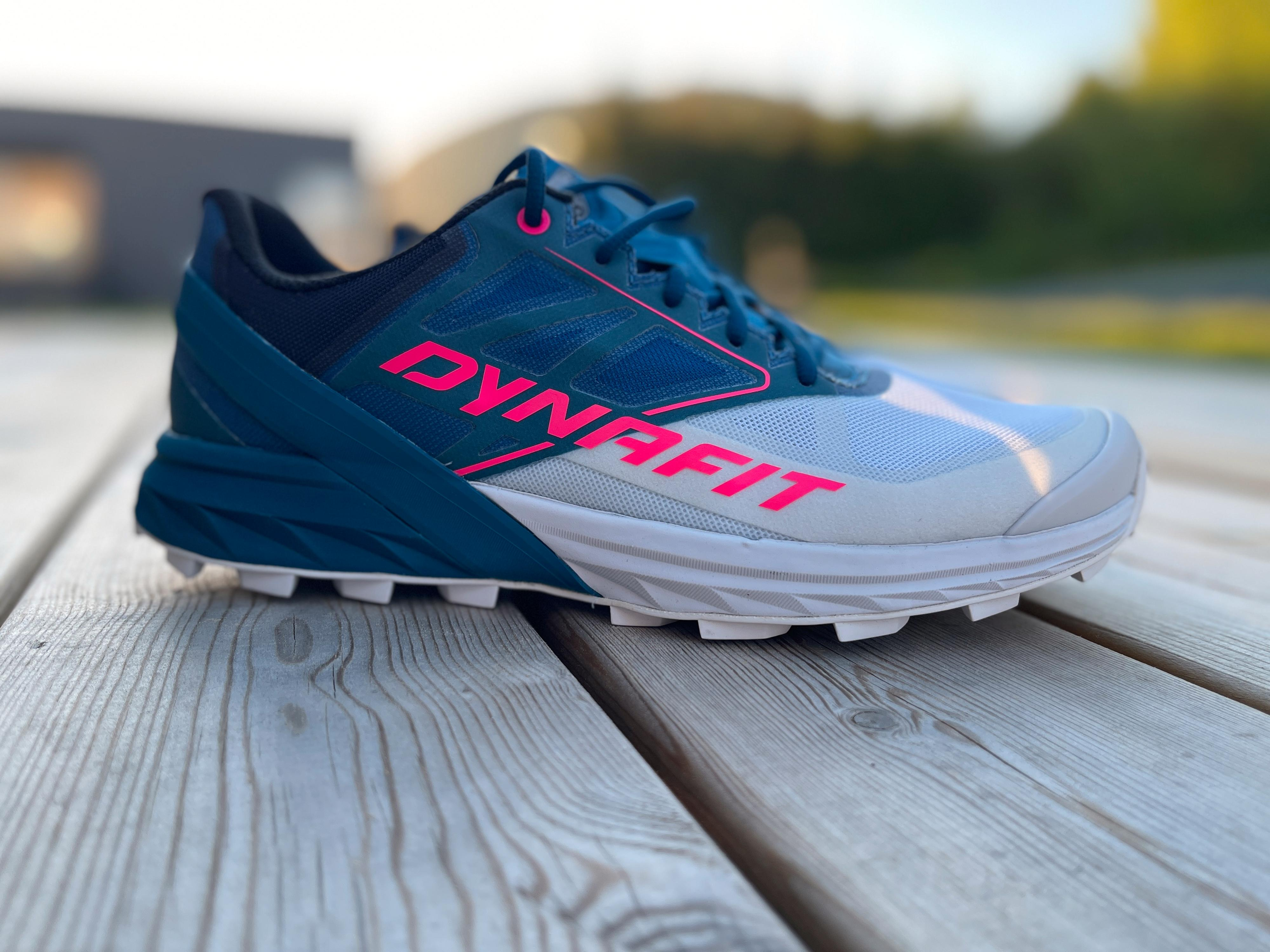 EN PRESIS TERRENGSKO: Dynafit Alpine W sitter godt utmerket godt på foten, er lett og tar deg presist frem i terrenget.