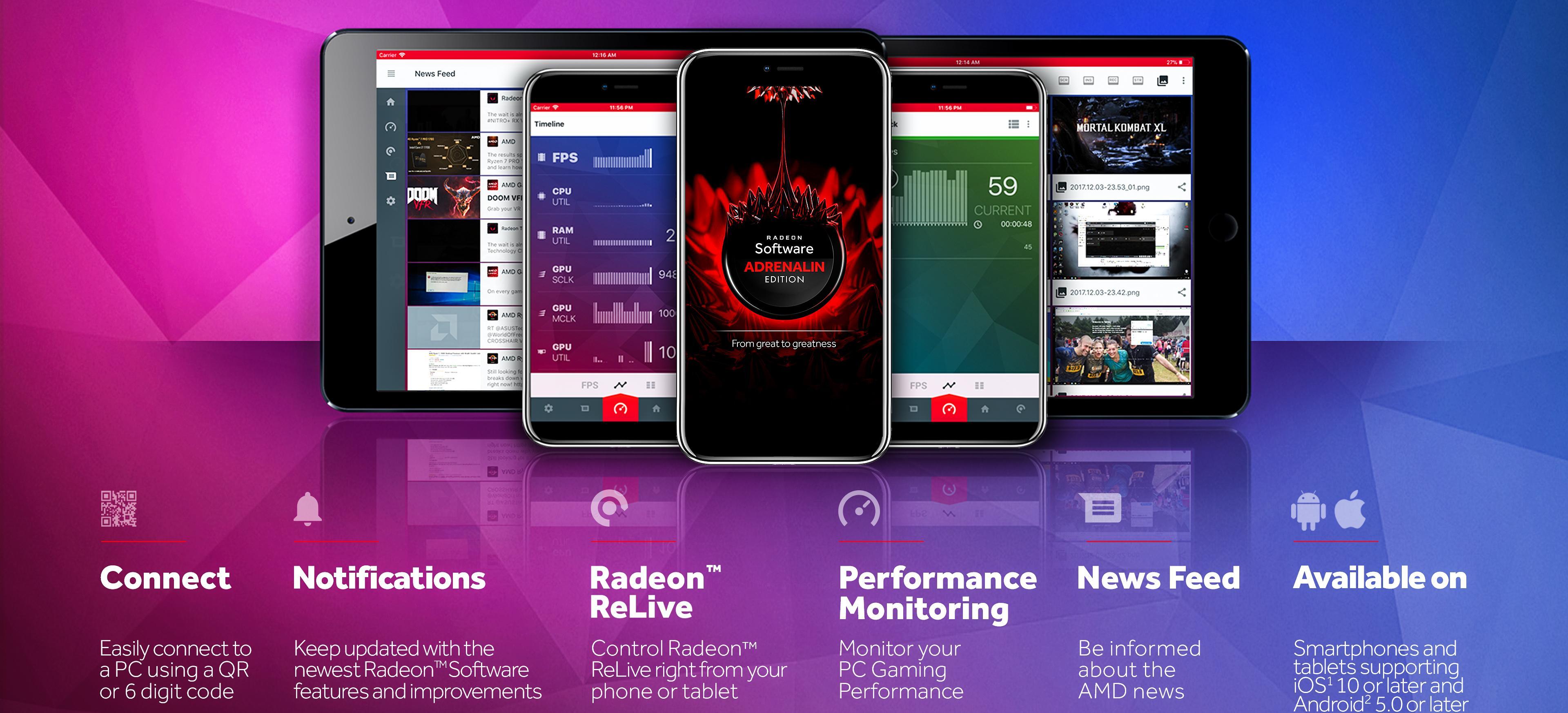AMD Link. AMD