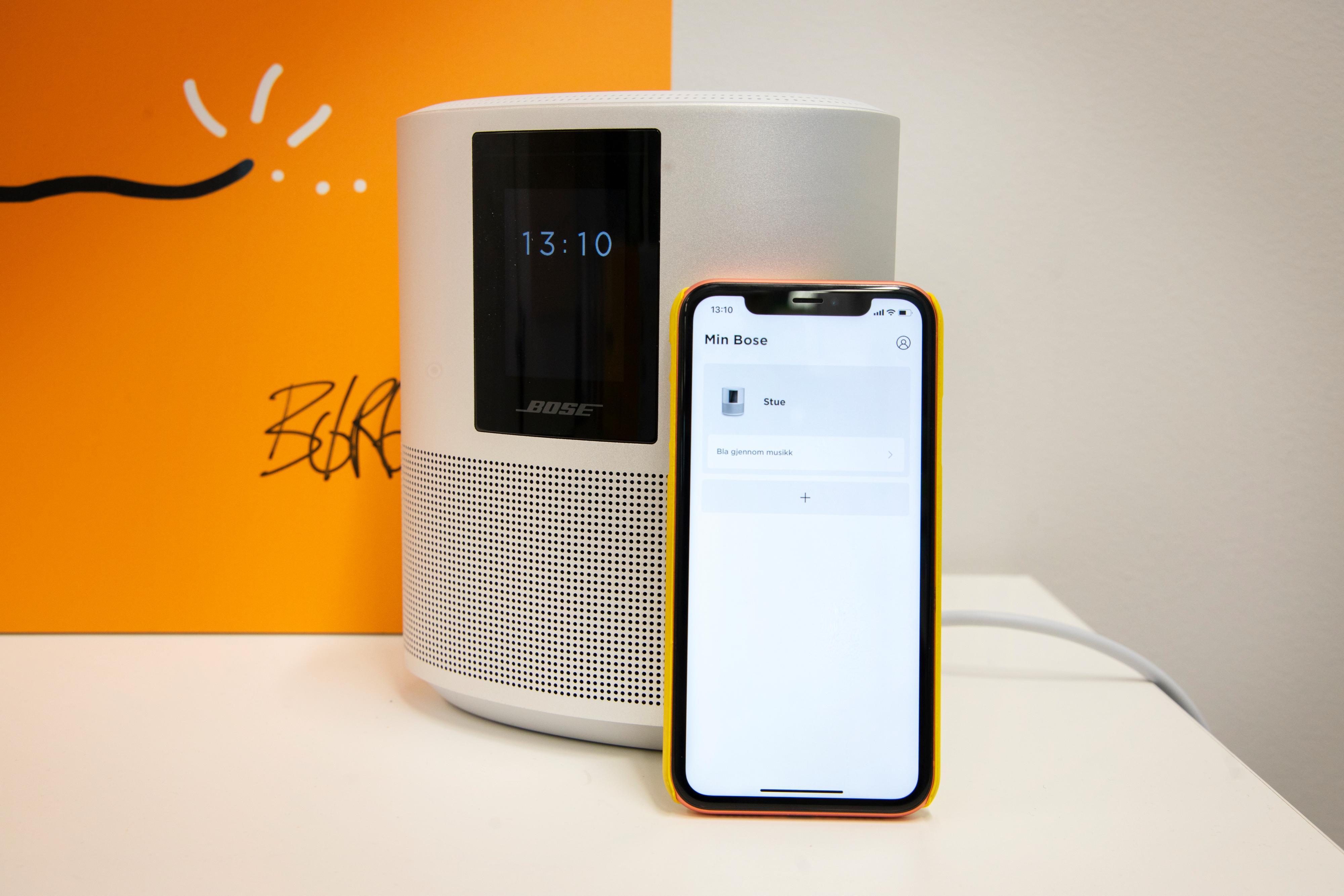Det er mye å like med Bose Home Speaker 500. Vi savner imidlertid taleassistent-støtte og synes prisen er litt stiv.