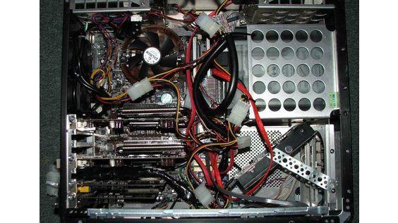 Mastiff bygger bil-PC - del 3