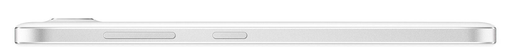 Lumia 650 er 6,9 millimeter tykk.