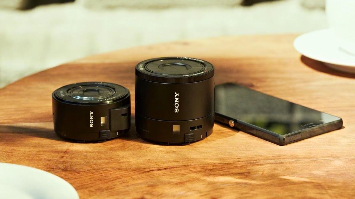 Nå kan Sonys QX-serie ta video i full HD