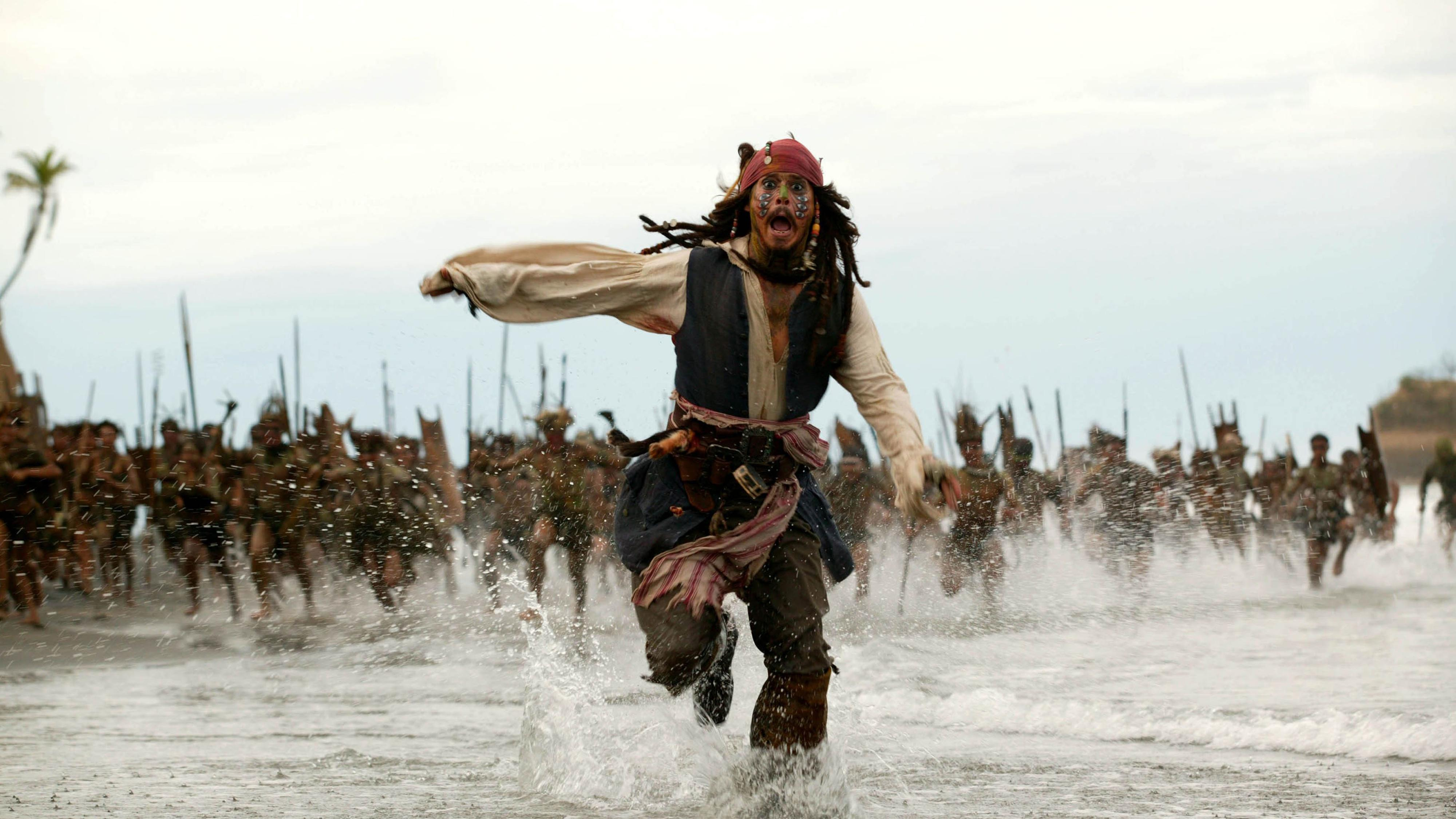 Zac Efron blir en pirat