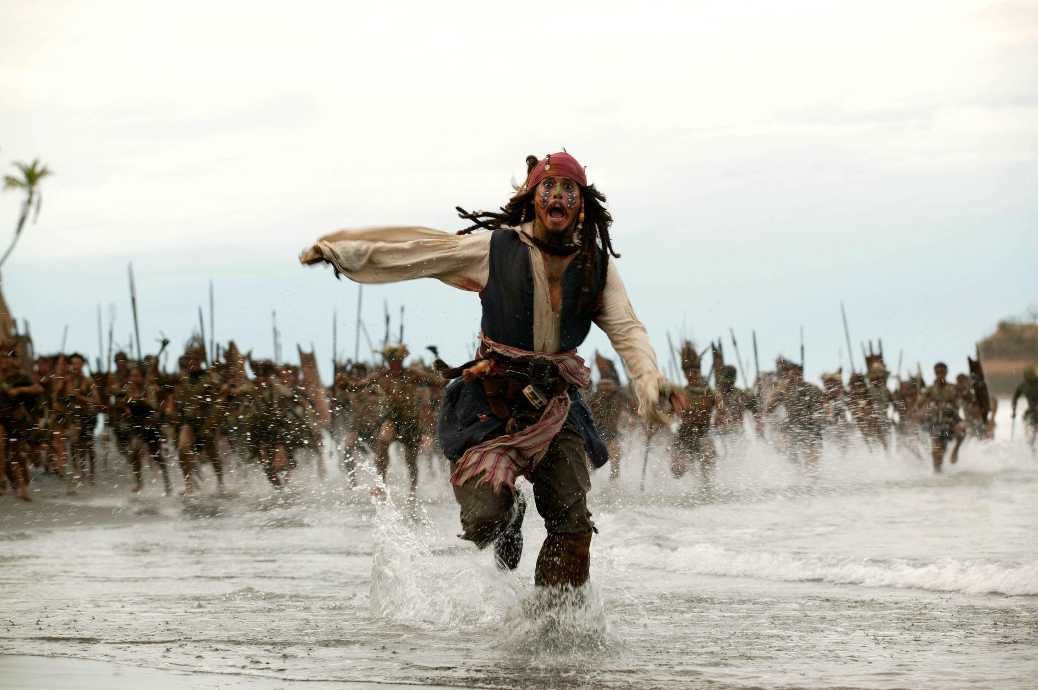 Vil Zac Efron kunne erstatte gode, gamle Jack Sparrow?