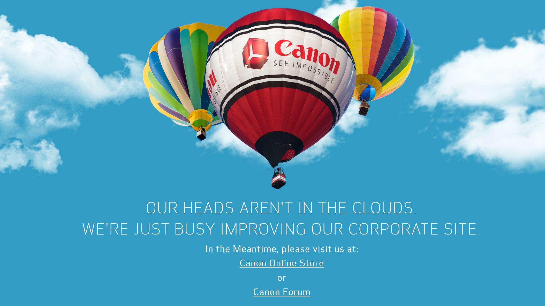 Også Canon skal ha blitt angrepet av løsepengevirus
