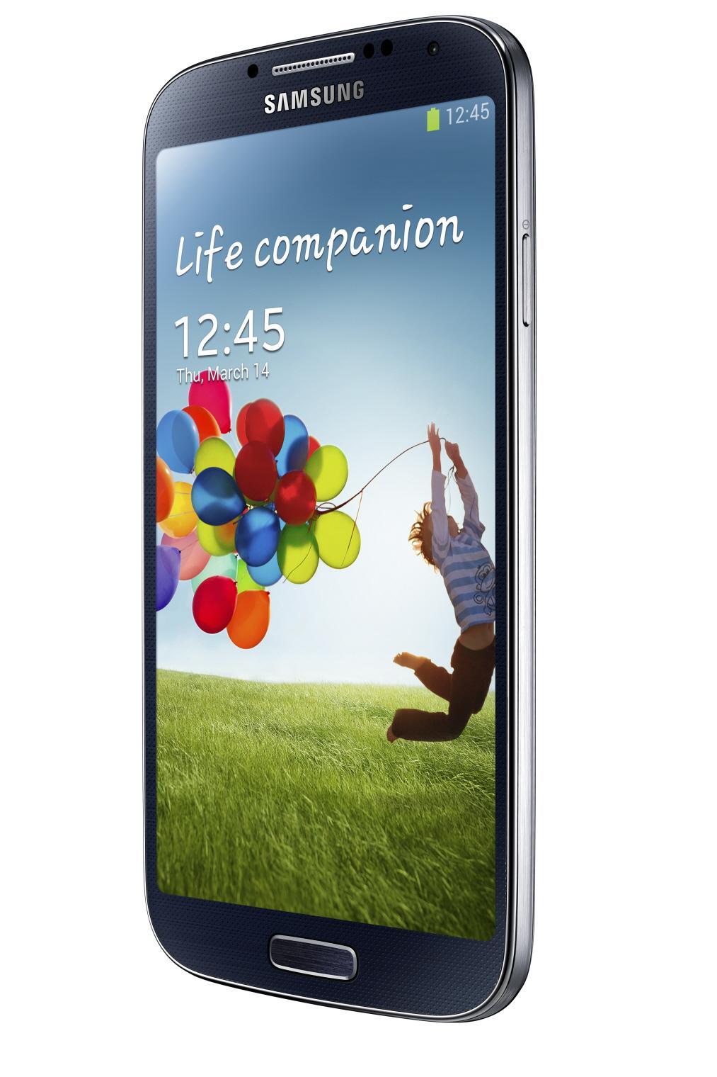 Samsung Galaxy S4.Foto: Samsung
