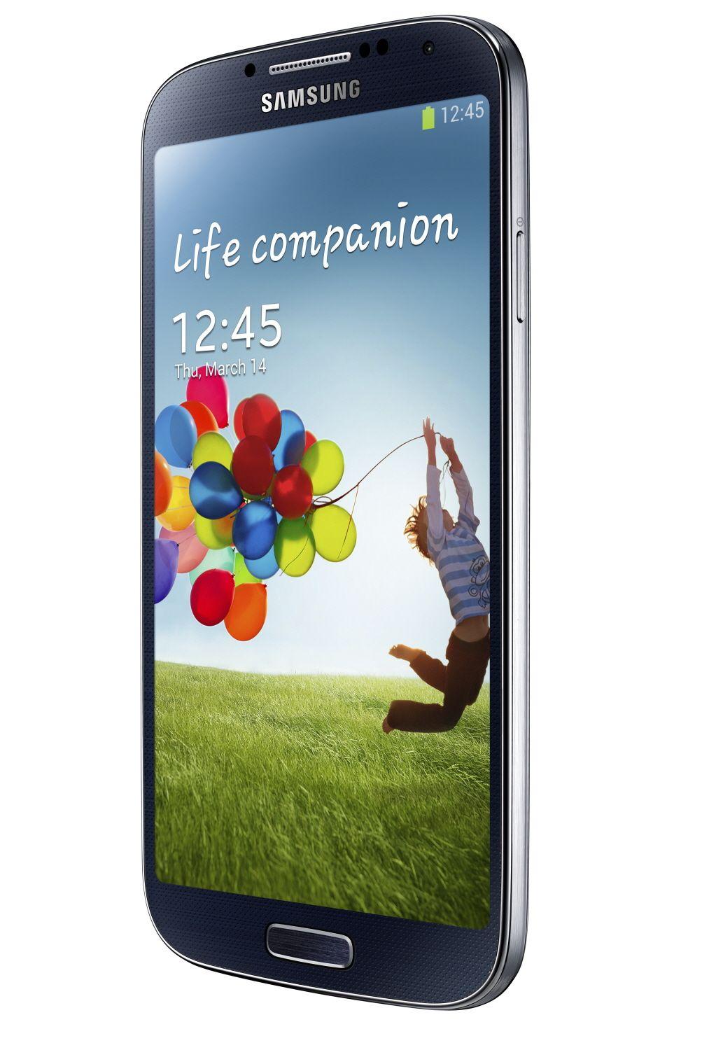 Dagens Galaxy S4 nærmer seg ett år gammel, og med det kryper også tiden for å pensjonere toppmodellen stadig nærmere.Foto: Samsung