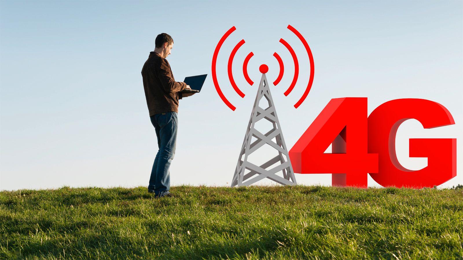 Lynraskt 4G-bredbånd