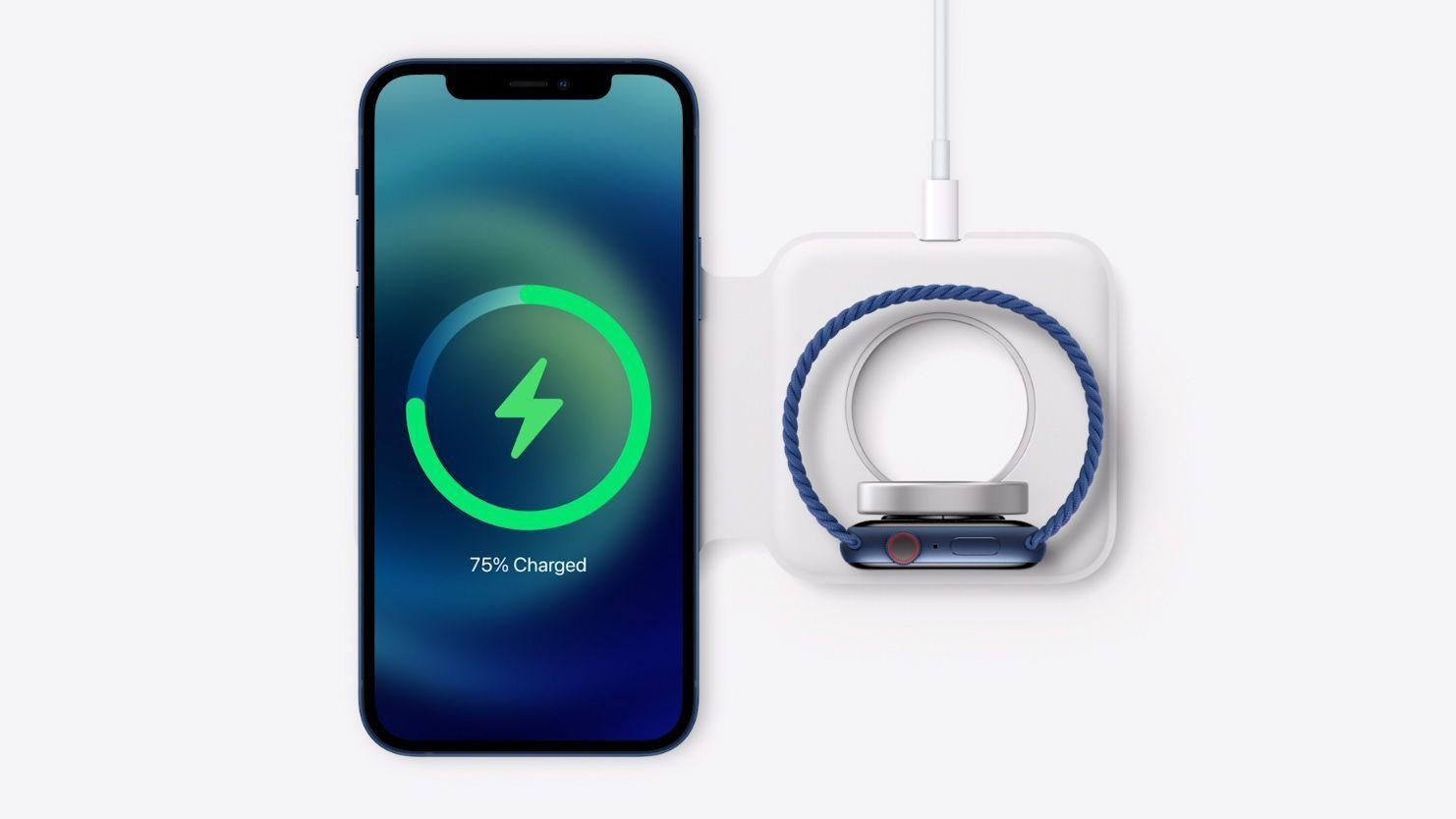 Da Apple lanserte iPhone 12-serien skrøt de både av sine nye trådløse ladere under MagSafe-navnet, og av at det blir mindre elektronisk avfall uten ladere i mobileskene. De skrøt også av at de  nye mobilene ikke ble dyrere enn utgående modeller - en påstand som muligens er riktig i det amerikanske markedet, men ikke i det norske, der prisen fra iPhone 11 til iPhone 12 har gått forholdsvis kraftig opp.