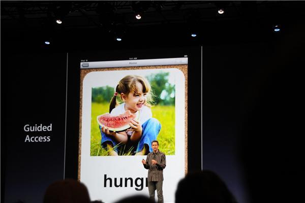 Apple vil gjøre applikasjonene og enhetene sine lettere å bruke for alle.Foto: Apple Insider