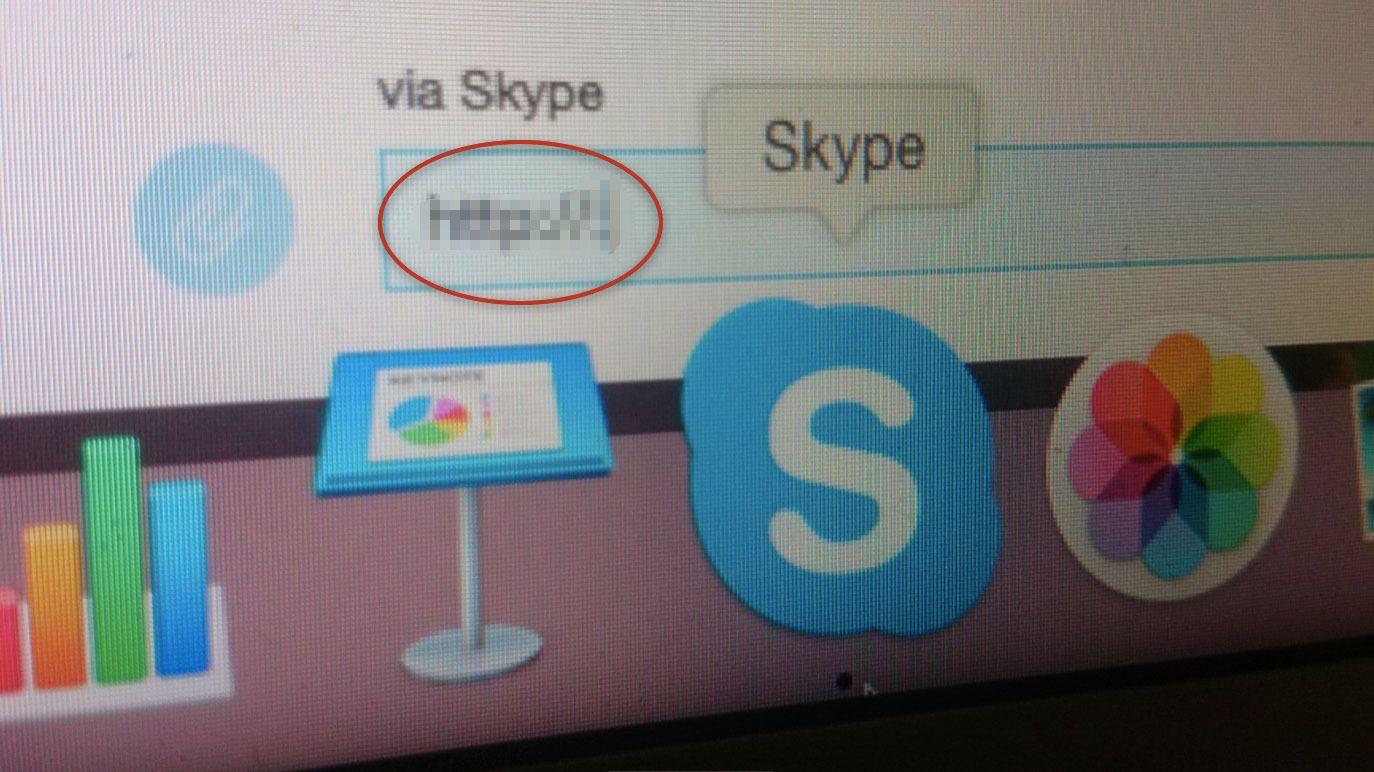 Åtte tegn får Skype til å krasje permanent
