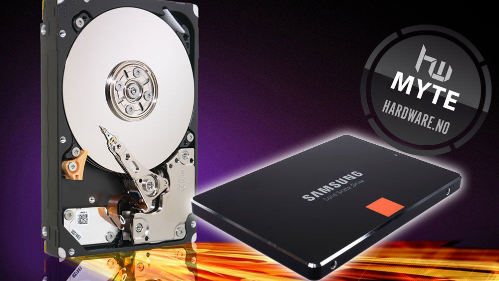 Vi tester: Blir en SSD treg av å være smekk full?